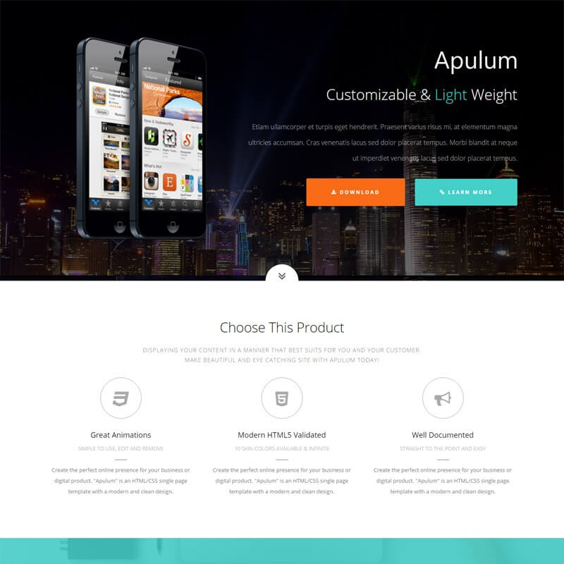 Apulum - WordPress Theme Released
